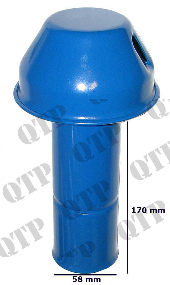 Ford 4000 Tractor Air Filter : Air filter hat ford major mm