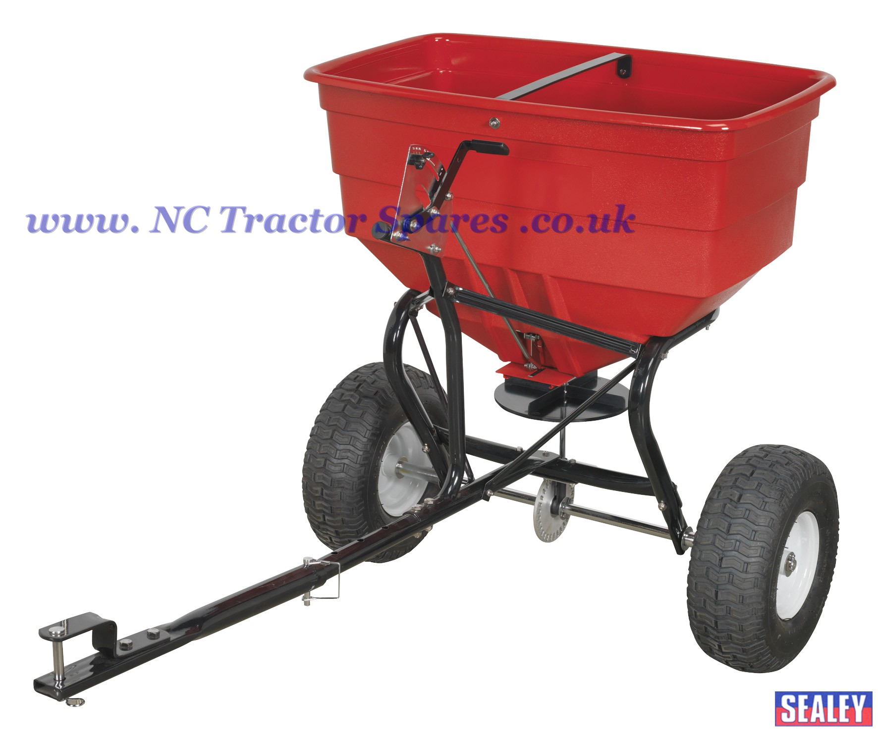 Tractor Seed Spreader Parts : Broadcast spreader kg tow behind