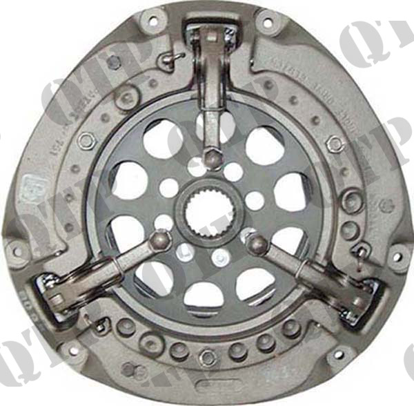 Luk Tractor Clutches : Clutch assembly for cable luk