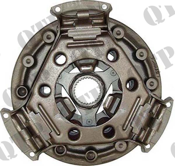 Tractor Clutch Assembly : Clutch assembly ford