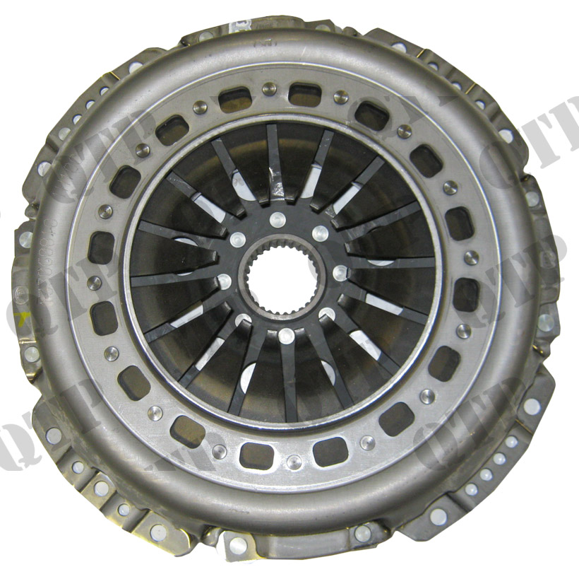 Ford Clutch Assembly : Clutch assembly ford  splines