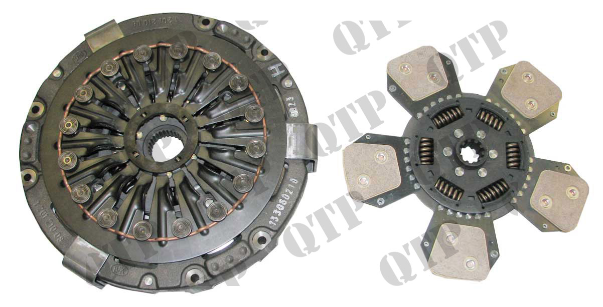 Luk Tractor Clutches : Clutch assembly john deere paddle luk
