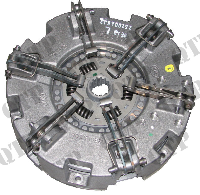 Luk Tractor Clutches : Clutch assembly landini blizzard luk
