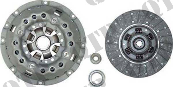 Ford 4000 Clutch Kit : Clutch kit ford