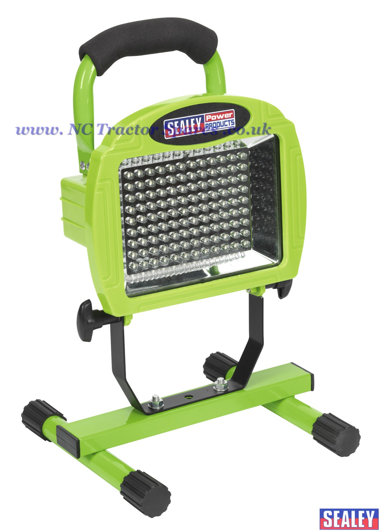 Cordless 108 Led Rechargeable Portable Floodlight Lithium Ion