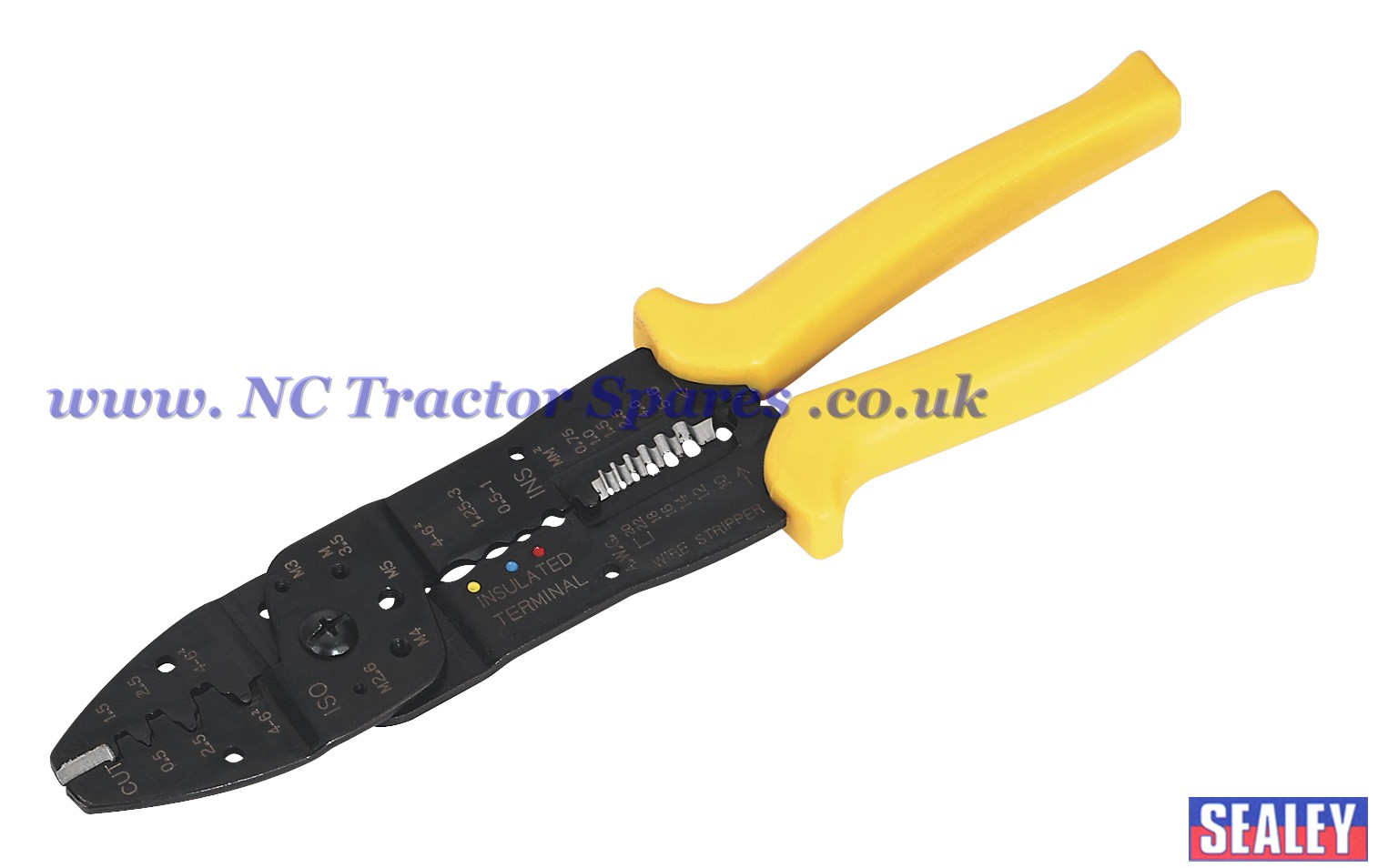 crimping tool insulated non insulated terminals. Black Bedroom Furniture Sets. Home Design Ideas
