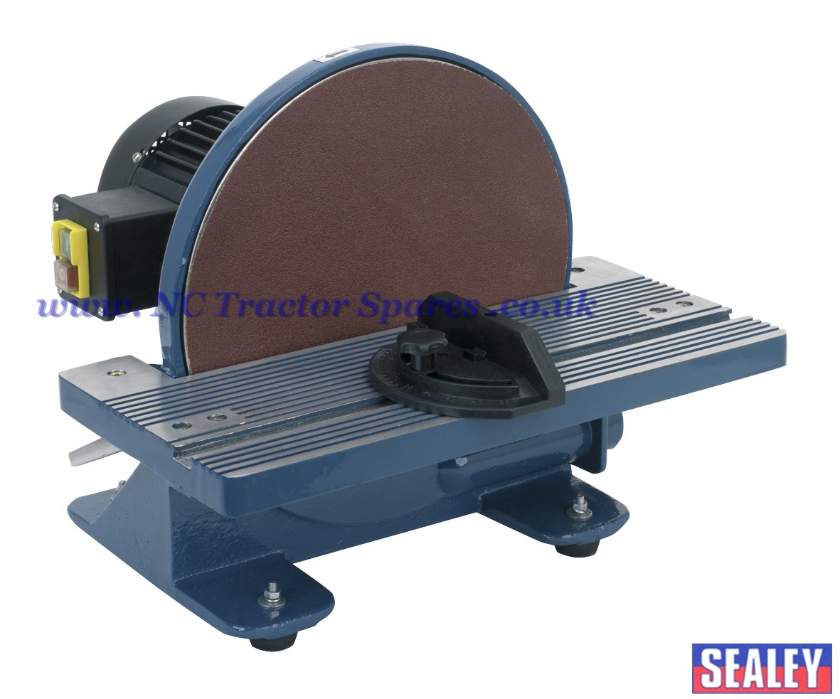 Disc Sander Bench Mounting 305mm 750w 230v