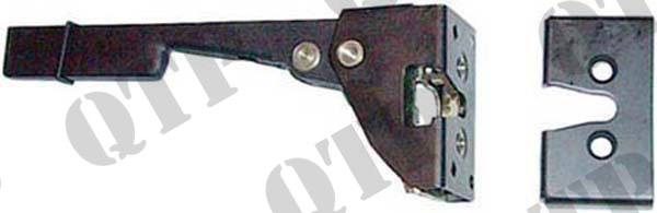 Tractor Trailer Door Latch : Door latch  lh