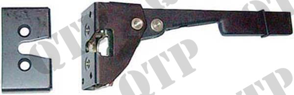 Tractor Trailer Door Latch : Door latch  rh
