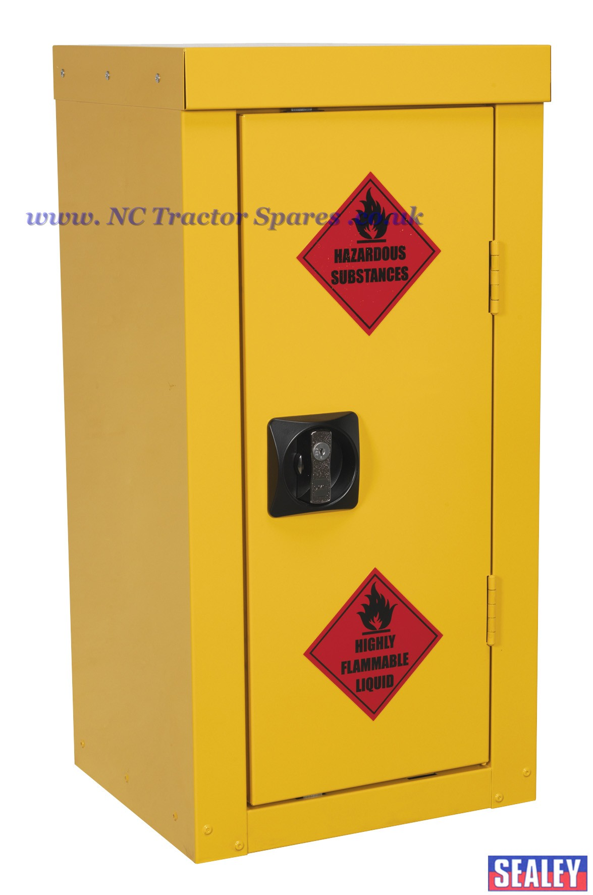 Flammables Storage Cabinet 350 X 300 X 705mm