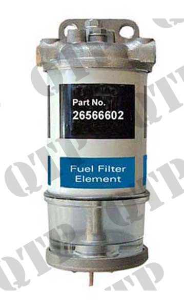 Massey Ferguson Fuel Filter Assembly : Fuel filter assembly c o long