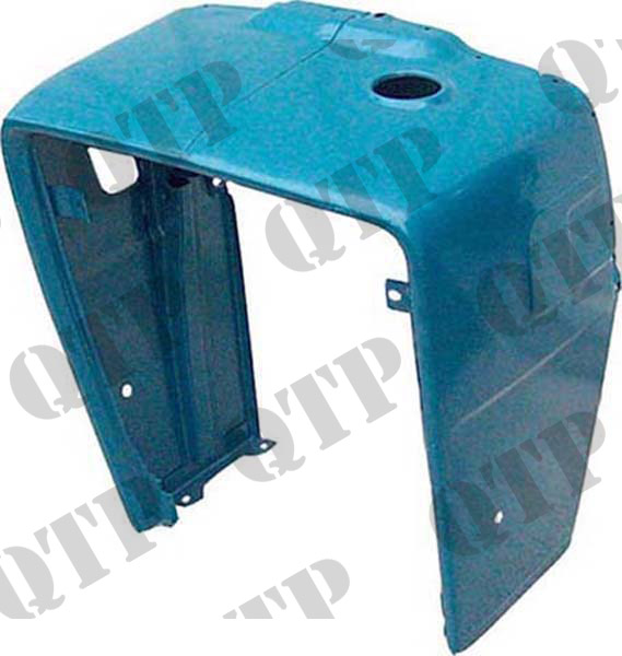 Nose Cone Ford C W Dry Airfilter P