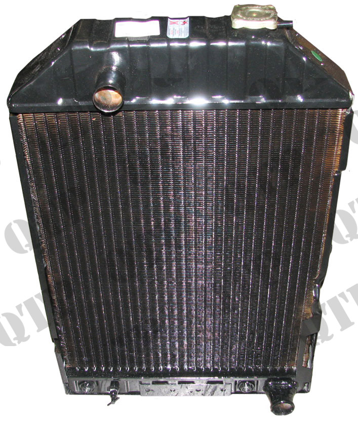 Ford Tractor Radiator : Radiator ford late