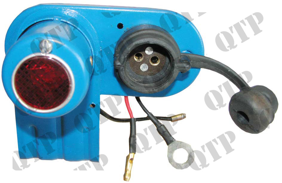 Tractor Light Sockets : Rear lamp major pin socket v