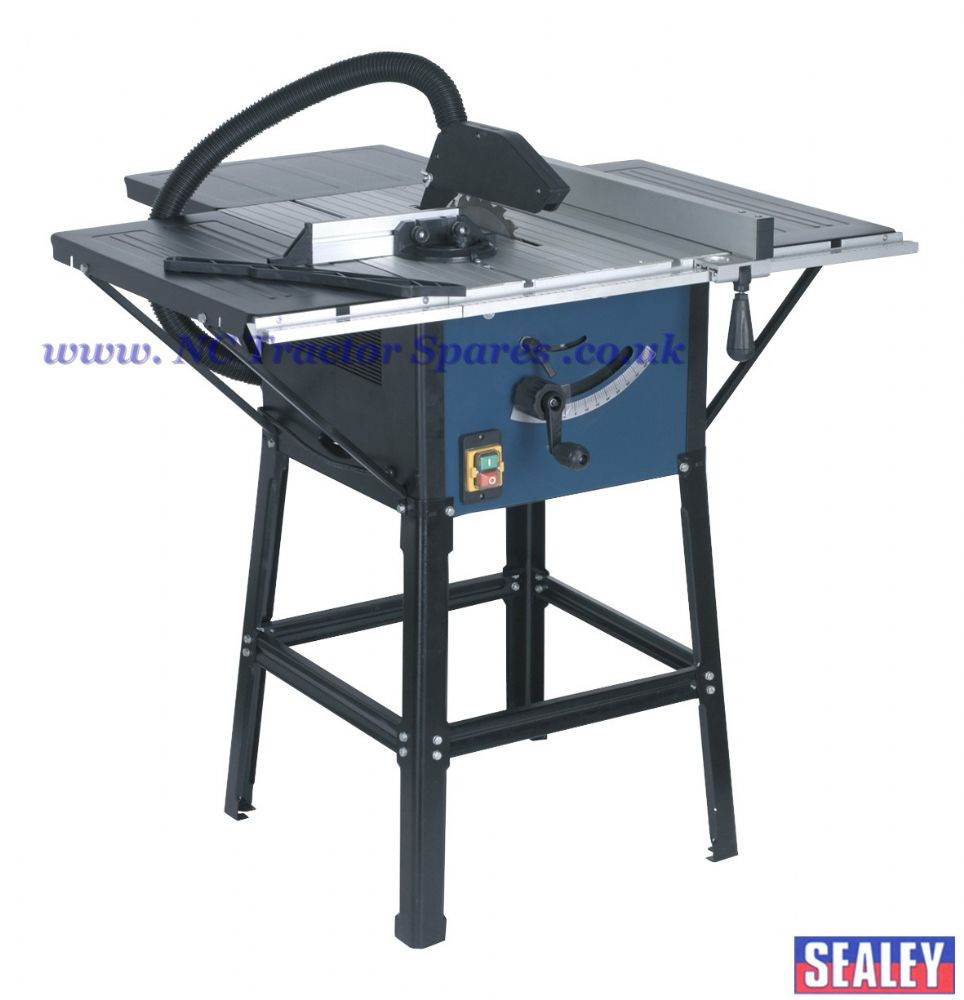Table Saw 254mm With Stand Extension Tables