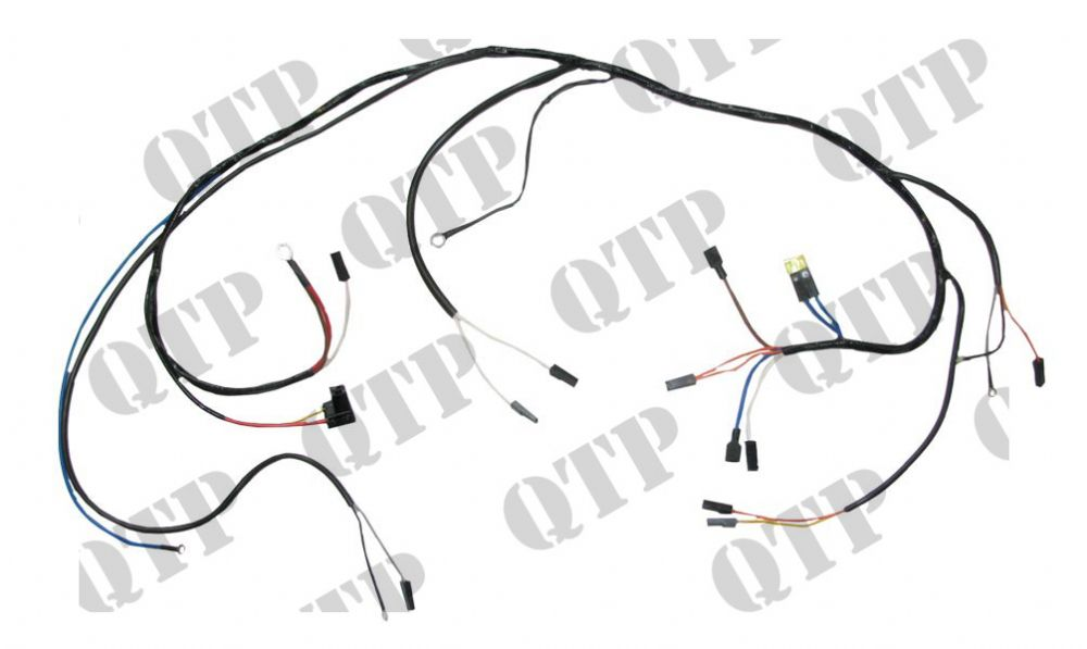 wiring loom 135 alternator type
