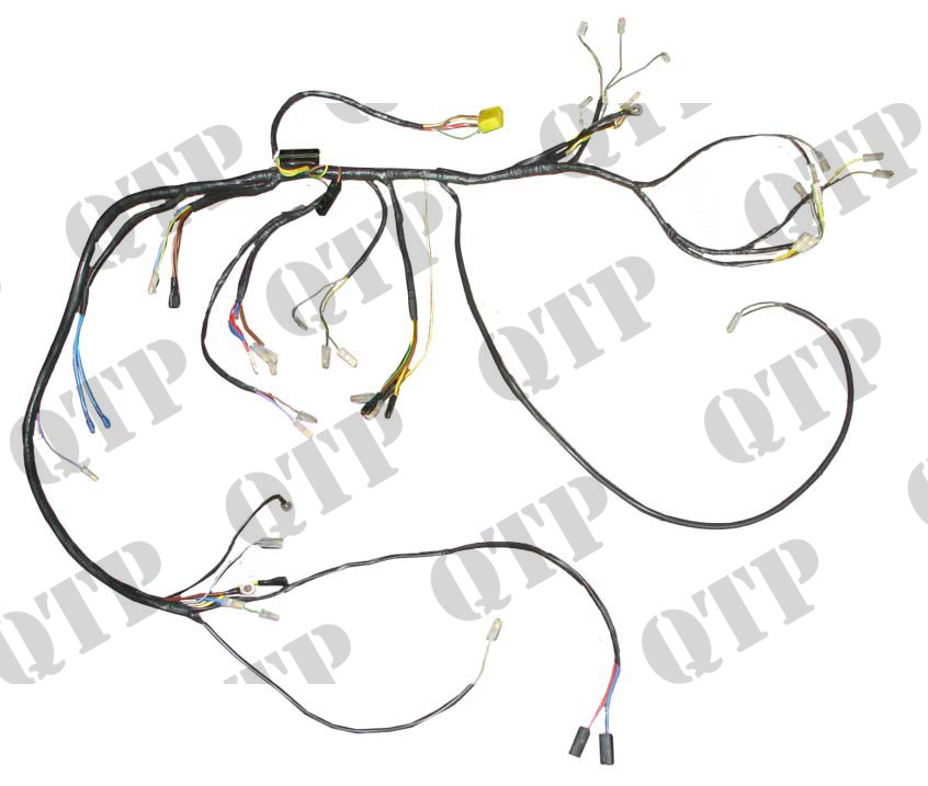 wiring loom david brown 770 780 selectamatic