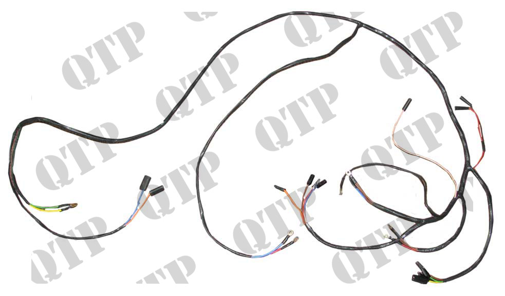 wiring loom nuffield 4 60 10 60