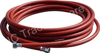 10 Litre Paint Pot - Air Hose (Red)