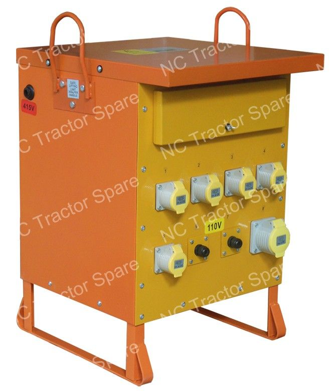 10kVA Single-Phase Site Transformer