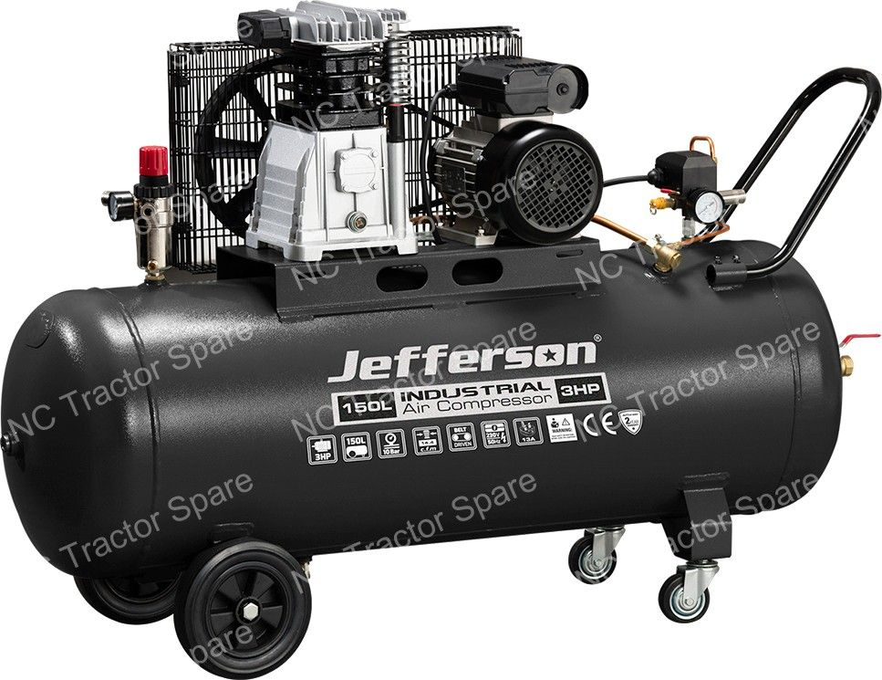 150 Litre 3HP Compressor