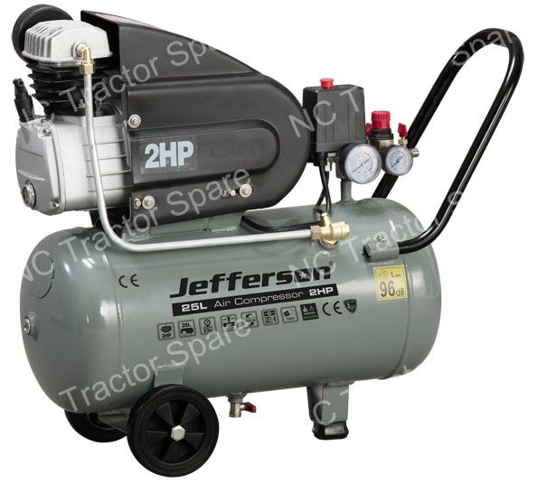25 Litre 2HP Compressor
