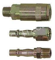 3 Piece Air Tool Coupling Kit