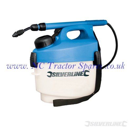 3Ltr Powered Garden Sprayer 3Ltr (Silverline)