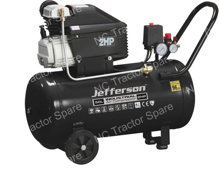 50 Litre 2HP Compressor (10BAR)