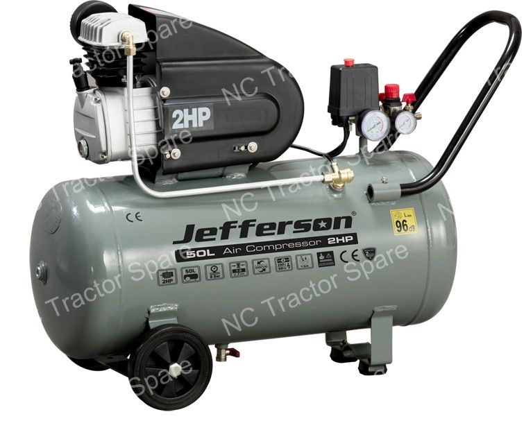50 Litre 2HP Compressor