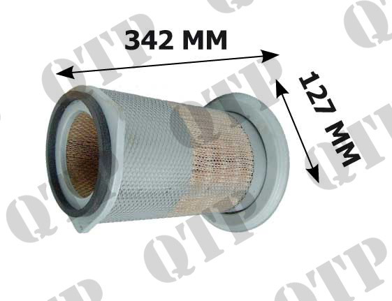Air Filter 3125 6190 36s 8000 Outer