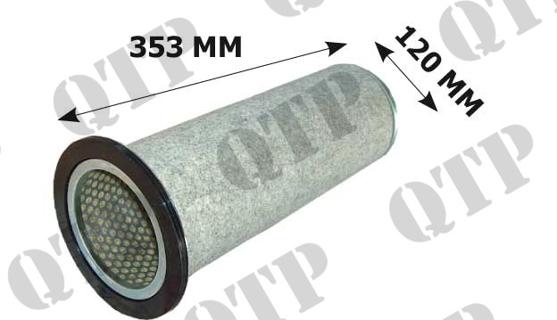 Air Filter Ford 60 TM Inner