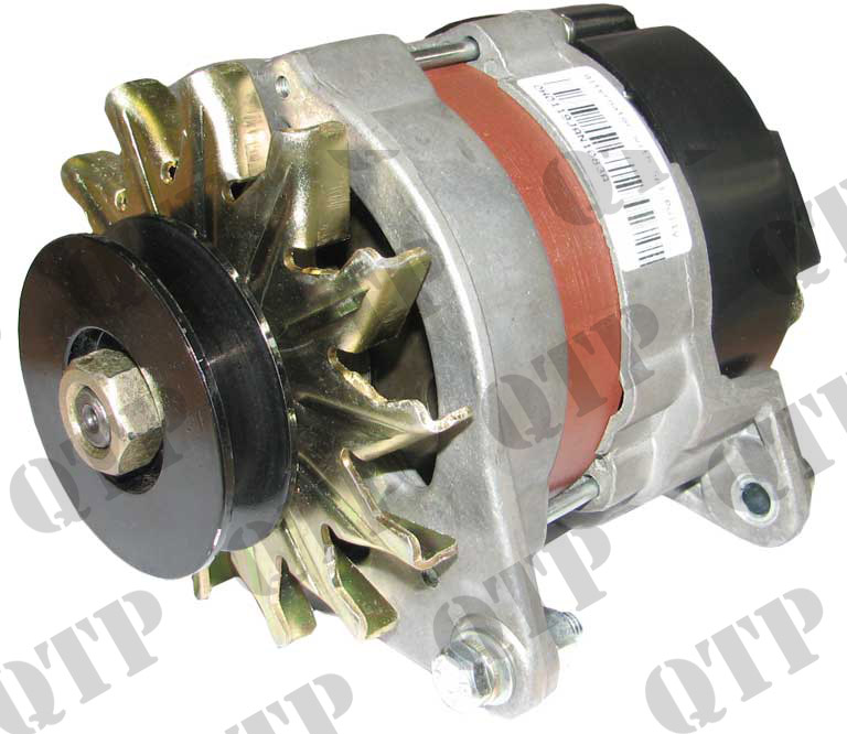 Alternator 32amp c/o Pulley & Fan