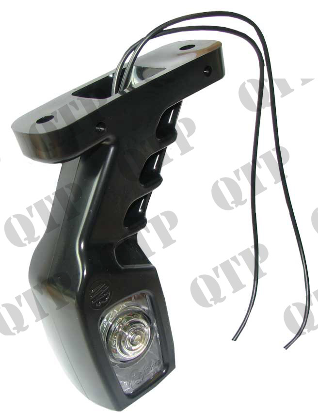 Angled Marker Lamp Rubber LED Small RH