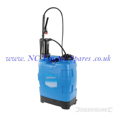 Backpack Sprayer 20Ltr (Silverline)