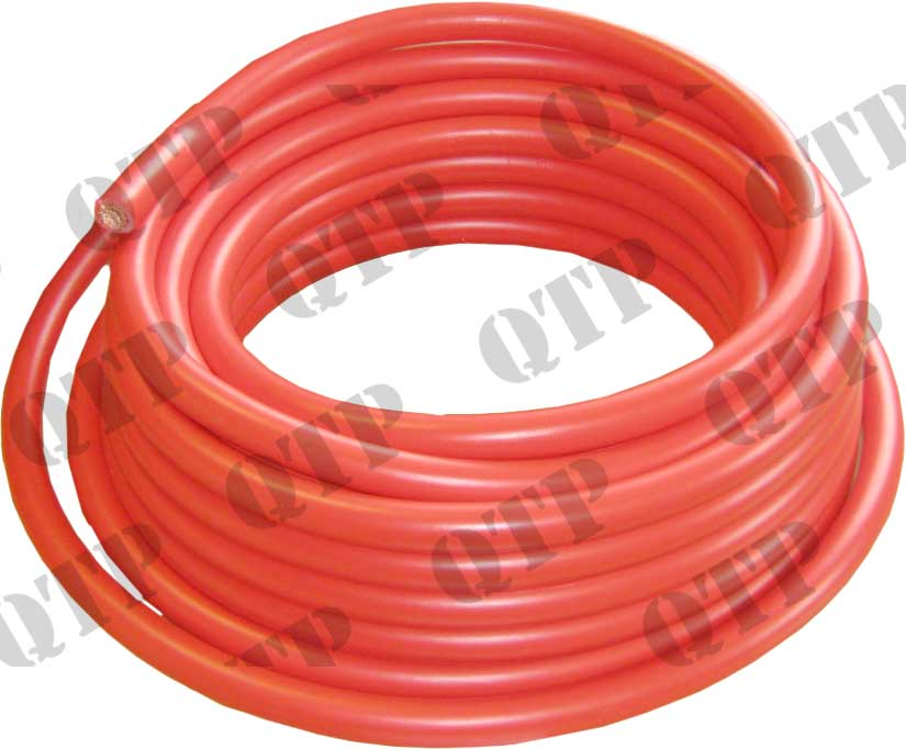 Battery Cable 10 Mtr 50mm Red - ROLL
