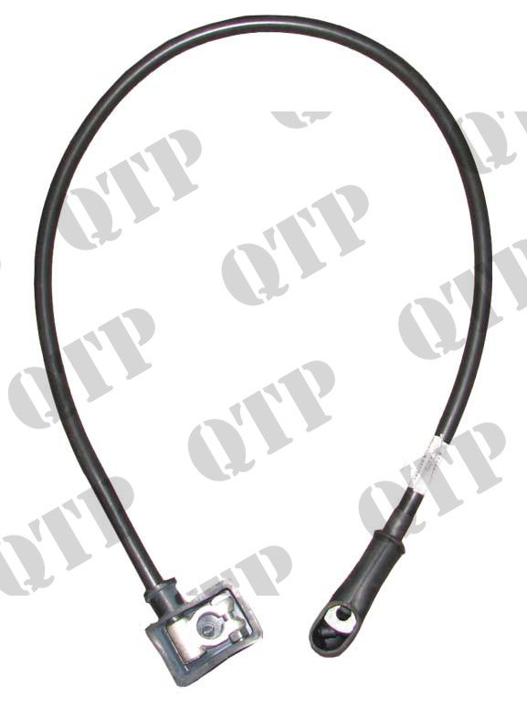 Battery Cable 1100mm Negative 50mm - Black