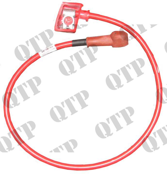 Battery Cable 1100mm Positive 50mm - Red