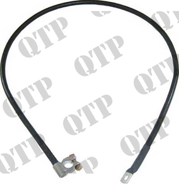 Battery Cable 1300mm Negative 50mm - Black