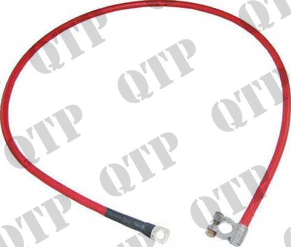 Battery Cable 1300mm Positive 50mm - Red