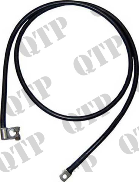Battery Cable 2000mm Negative 50mm - Black