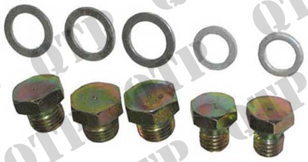 Blanking Plug Kit For Fuel Filter Head