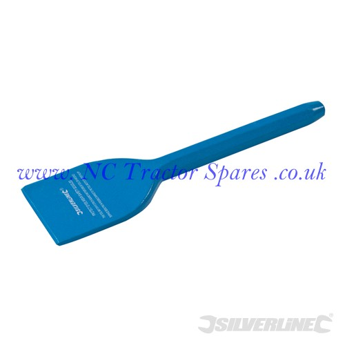 Bolster Chisel, 57 x 220mm (Silverline).