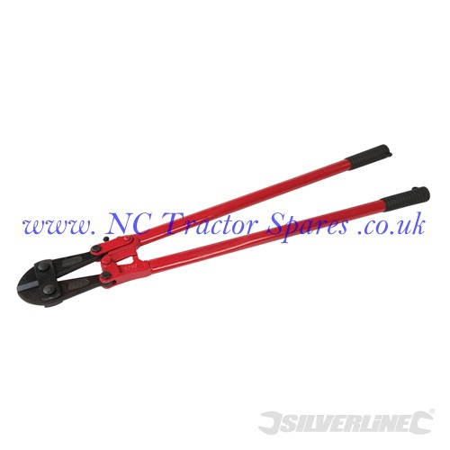 Bolt Cutters  Length 1000mm - Jaw 14mm (Silverline)