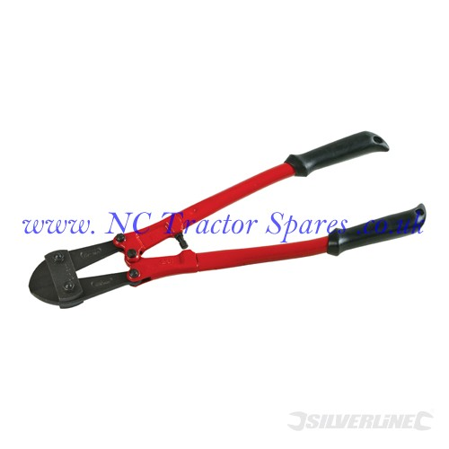 Bolt Cutters  Length 300mm - Jaw 5mm (Silverline)
