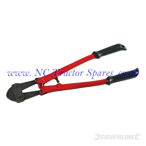Bolt Cutters  Length 450mm - Jaw 6mm (Silverline)