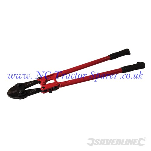 Bolt Cutters  Length 600mm - Jaw 8mm (Silverline)