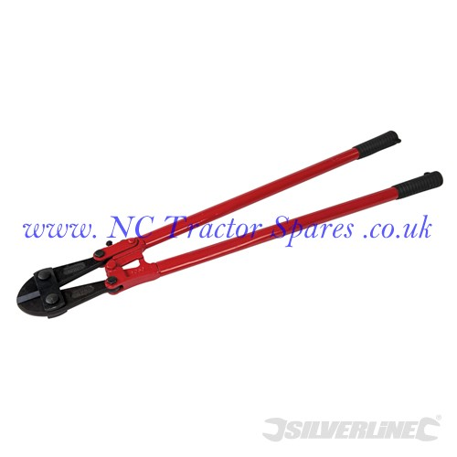 Bolt Cutters  Length 760mm - Jaw 10mm (Silverline)