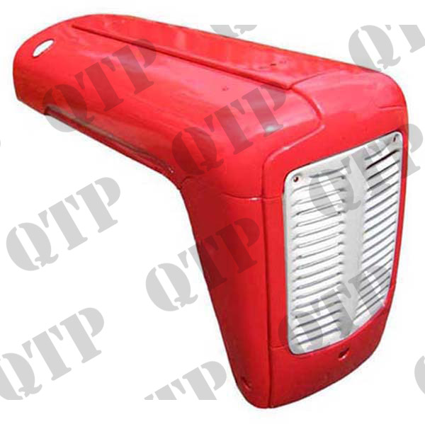 Bonnet Kit 35X 3 Cylinder Red