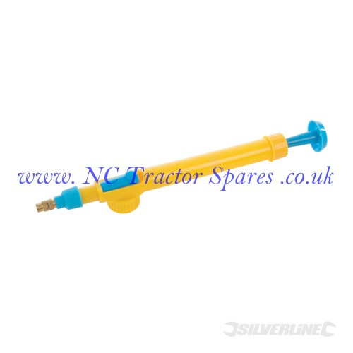 Bottle Top Sprayer Pump Action (Silverline)